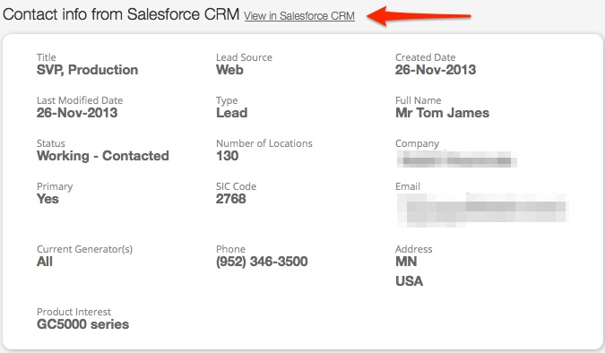 how to raise salesforce ticket