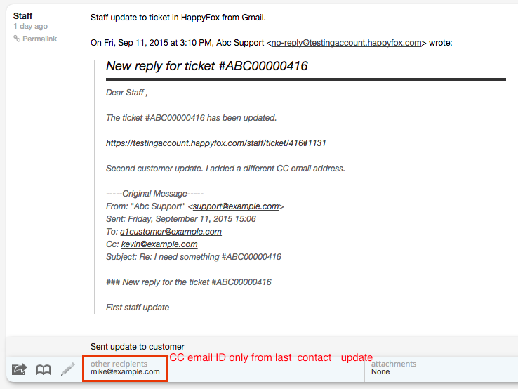 Auto-populating CC recipients while adding an update - HappyFox ...